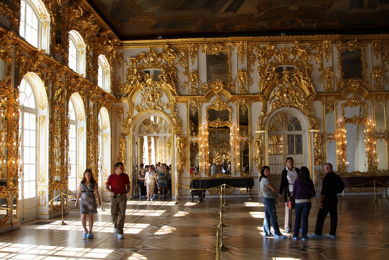 Catherine Palace - The Great Hall (or The Ballroom)
