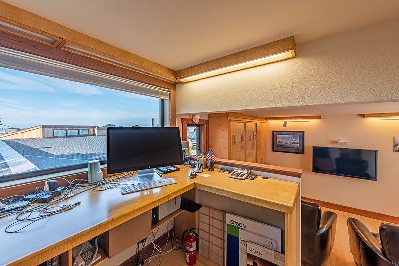 Guest House Office Area