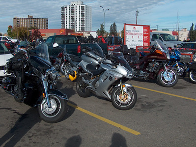 2006 - Edmonton Toy Run