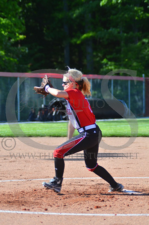 Rock Hill vs Minford SB 5-11-2012