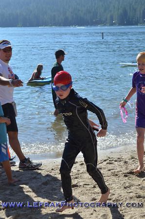 Donner Lake Kids Triathon 2012