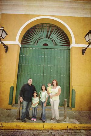 Familia Velez Reyes