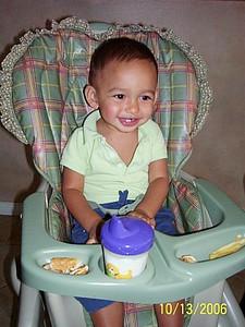 Peyton. 16 Months Old.