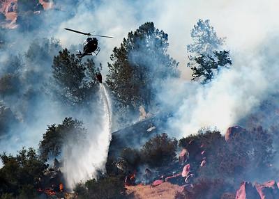 Kern River Canyon Fire 2017 06