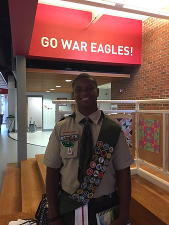 T7250 Wells and Thornton Eagle Scouts
