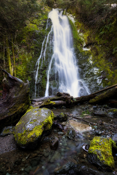 Madison Falls, Washington State