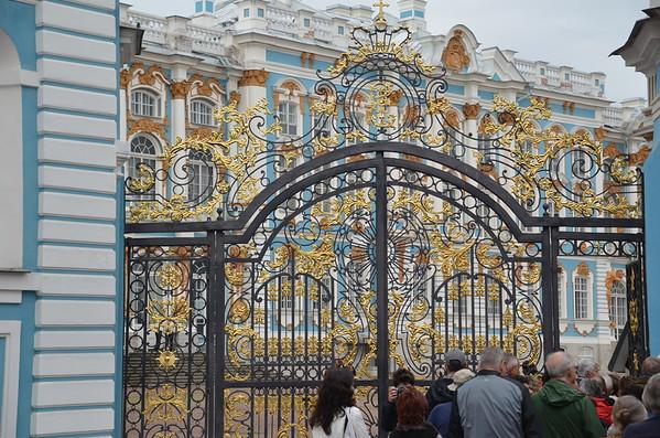 Catherine's Palace Gallery