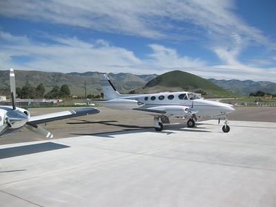 Flight to Lancaster, CA