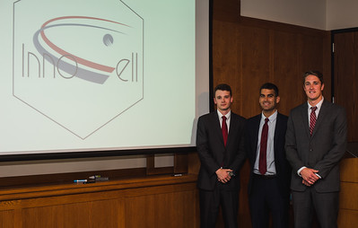 Fairfield U- Senior Project Presentations