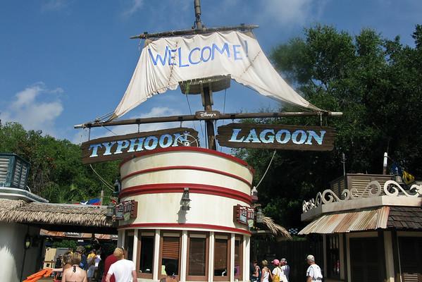 2009 - Day 7 - Typhoon Lagoon