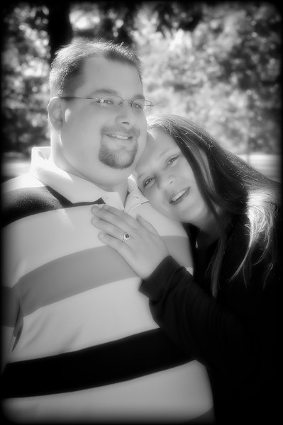 05 Tiffany & Dave Engagement Sept 2010 (8x10) softfocus b&w.jpg