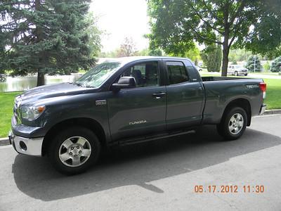 2010 Toyota Tundra TRD