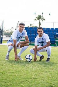 FGCU Soccer Shoot