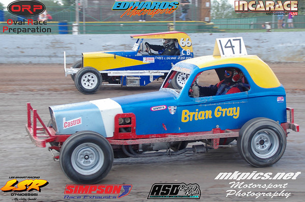 Old School Superstox, Northampton 19 August