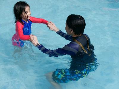 Senior Casa 2 Swimming 2015-2016