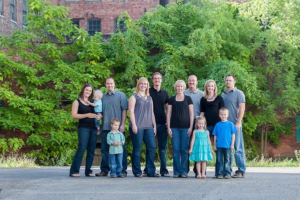 Boersma Family 2013