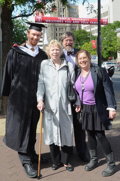 Happy Graduation Day Archie!