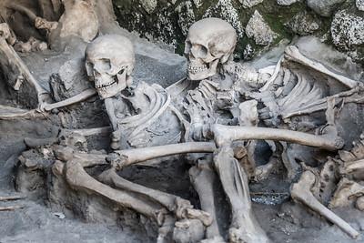 Italy: Pompeii & Herculaneum