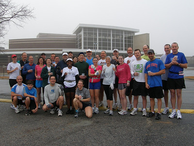 Lexington Running Club New Years Day Run