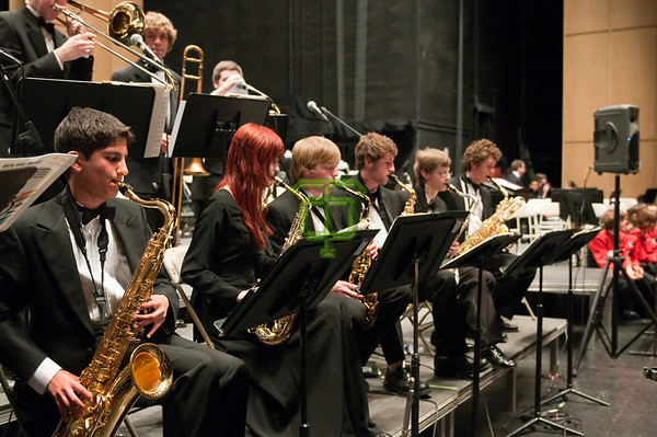 TOHS AM Jazz Band