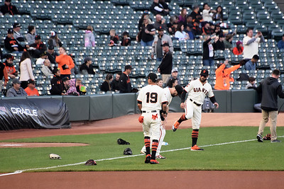 SF Giants vs Pittsburgh Pirates 9.10.2019