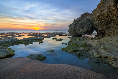 """Tide Pool Light""  Nembrala, Rote Island, Indonesia."