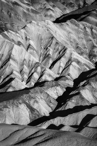 Scoured Mountains