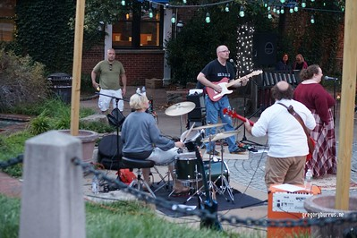 20170826 DAS Bite the Bullet Band Jim AtWell