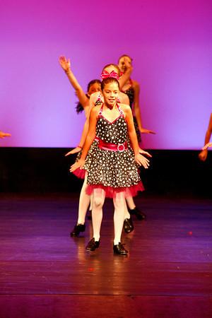 Dance Center Recital 6/1/08 Level IIIa tap