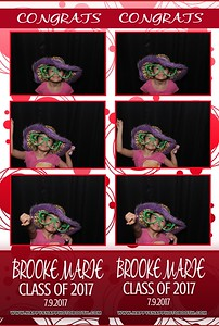 Brooke Marie  Grad 2017