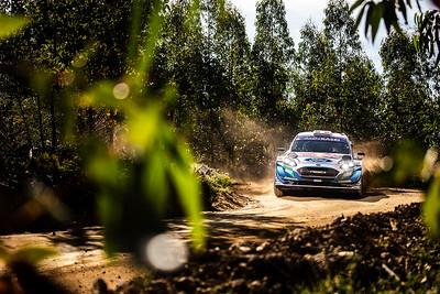 WRC Rally Portugal 2021