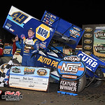 Volusia Speedway Park - World Of Outlaws Sprint Opener - 2/5/21 - Rob Sweeten