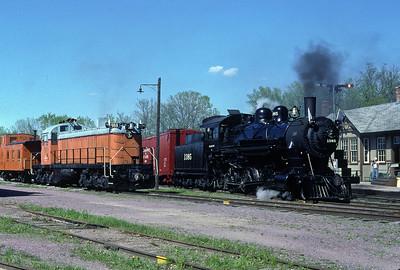 Chicago & North Western Railroad