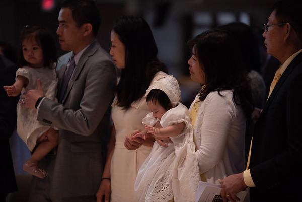 05.06.2017 Noelle Baptism