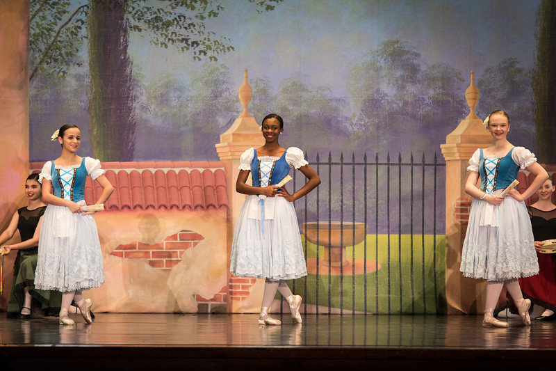 Lynch Ballet Co. Presents Don Quixote - Day One