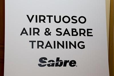Virtuoso Air & Sabre Training