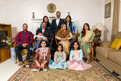 Zulfiqar Family December 2016