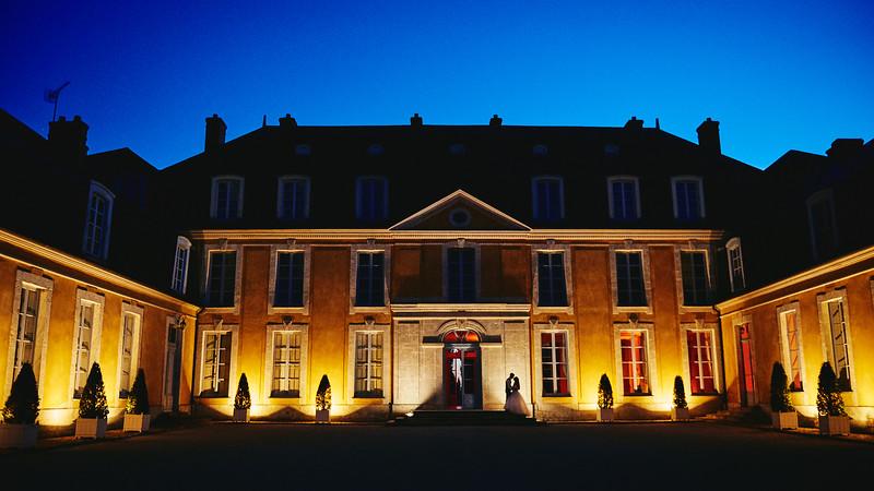 Clémentine & Benjamin- mariage au Chateau de Dommerville