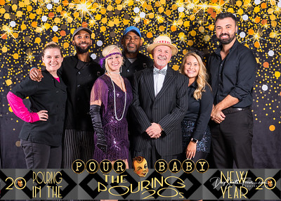 Pour Baby - New Year's Eve 2019 Celebration