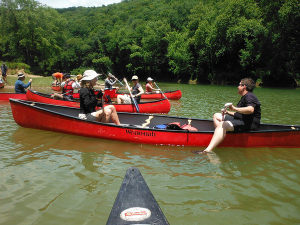 2012-06-03/06-04 Mammoth Cave NP and Canoeing (Kentucky)