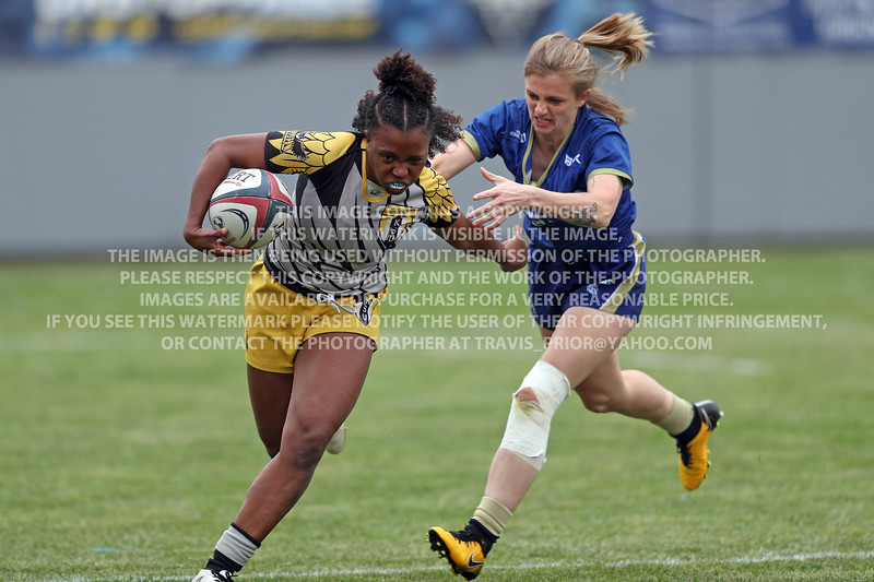 Kennesaw State University Rugby Women 2018 USA Rugby Collegiate7's National Championshps May 18-20
