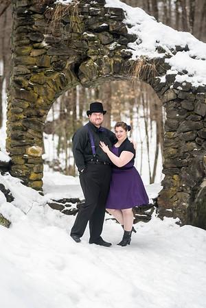 Bobby & Sarah's Engagement Shoot