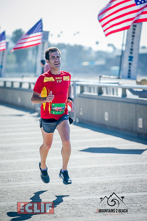 M2B - The Finish - 8:20 to 9:25 am