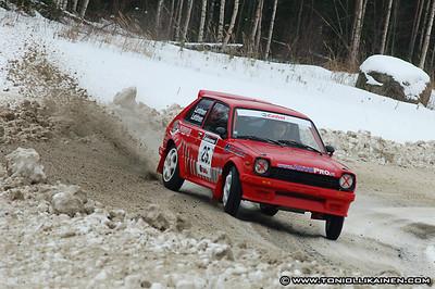 09.03.2008 | Karikon Autotalo Sprint, Hirvensalmi