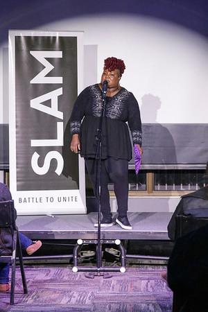 SLAM: Poetry vs Monologues