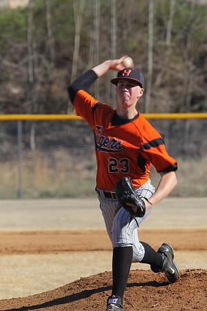 Varsity Baseball v Miller