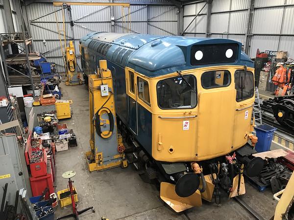 27001 Temporary  Restoration.