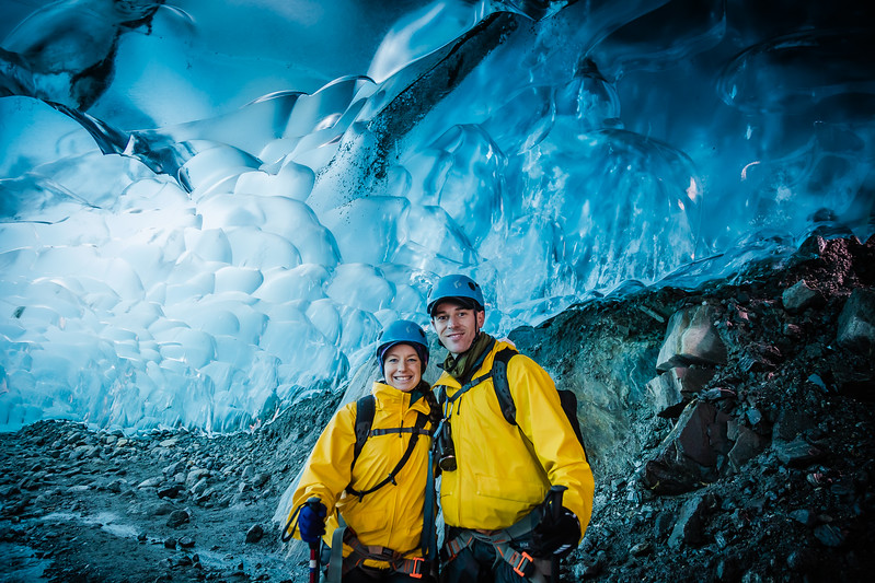 Things to Do in Juneau Mendenhall Ice Caves