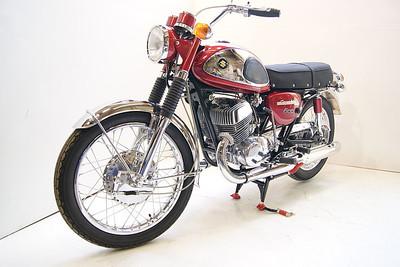 1968 Suzuki T500