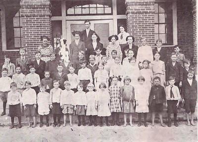 Alapaha Schools–Various Years